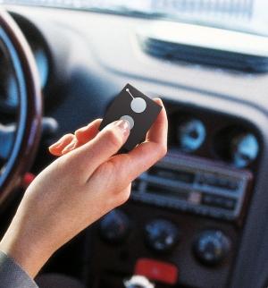 Автоматическое управление воротами из автомобиля. Пульт дистанционного управления.